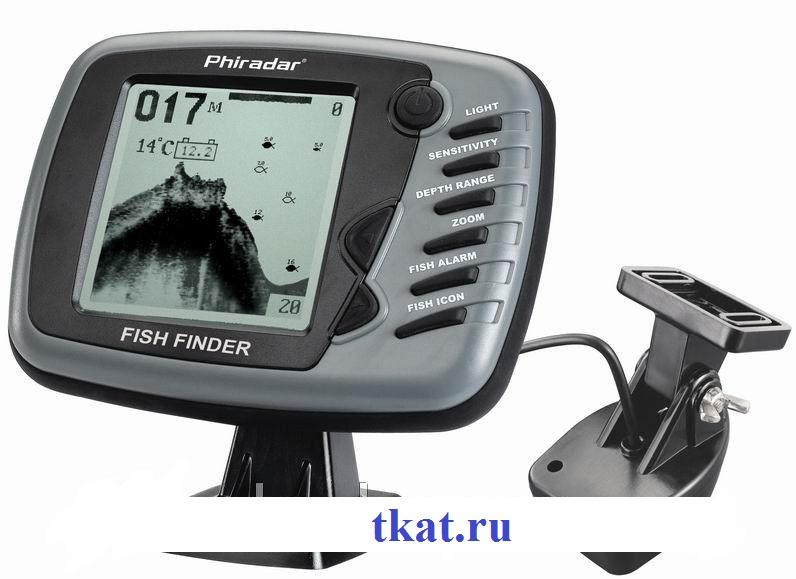 эхолот phiradar fd69 инструкция