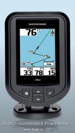 Эхолот Humminbird Piranhamax 196сxi (GPS + Трэкплоттер)
