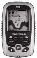Эхолот Craft Echo 220 Duo Ice Edition